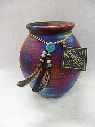 Large Spirit Jar